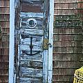 Harbor Sign by Jenna Szerlag