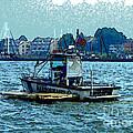 Harbormaster by Elinor Mavor