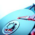Hard Disc by Tek Image