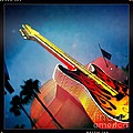 Hard Rock Guitar by Nina Prommer