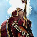 Hard Rock Guitar by Sheri Bartoszek