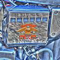 Harley Davidson 2 by Steve Purnell