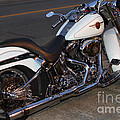 Harley-davidson Motorcycle . 7d12757 by Wingsdomain Art and Photography