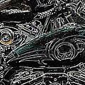 Harley Davidson Style 2 by Anthony Wilkening