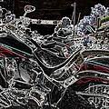 Harley Davidson Style 3 by Anthony Wilkening