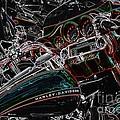 Harley Davidson Style 4 by Anthony Wilkening