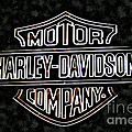 Harley Sign by Tommy Anderson