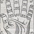 Harmonious Hand, 17th Century Artwork by Middle Temple Library