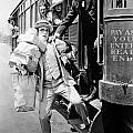 Harold Lloyd (1889-1971) by Granger