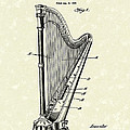 Harp 1931 Patent Art by Prior Art Design
