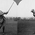 Harry Vardon (1870-1937) by Granger