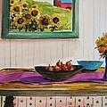 Harvest Table by John Williams