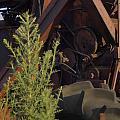 Harvester Working Parts 2 by Douglas Barnett