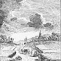 Harvesting, 18th Century by Granger