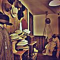 Hat Room by The Artist Project