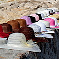 Hats On The Rocks by Tom Gallacher