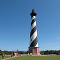 Hatteras Lighthouse by Mary Ellen Mueller Legault