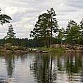 Haukkajarvi Panorama by Jouko Lehto