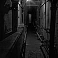 Haunted 1946 Battle Of Alcatraz Death Chamber by Daniel Hagerman