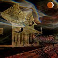 Haunted Evening by Shirley Sirois