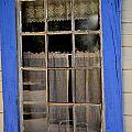 Haunted Window by Diane montana Jansson