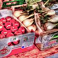 Hauptmarkt by Bill Lindsay