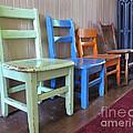 Have A Seat by Arlene Carmel