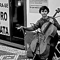 Have Cello Will Play by Eric Tressler