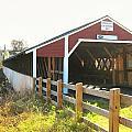 Haverhill-bath Covered Bridge by Wayne Toutaint