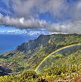 Hawaii Rainbow 2 by Christian Jelmberg