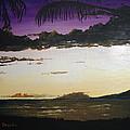 Hawaiian Sunset by Norm Starks