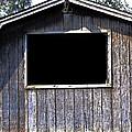 Hay Barn by Bill Owen