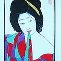 Hazukashigariya No Geisha by Roberto Prusso