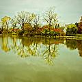Hazy Autumn Afternoon by Valerie Rosen