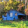 Hdr- Shed by Joe Myeress