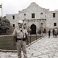 He Guards The Alamo by Lorraine Devon Wilke