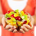 Healthy Fruit Salad by Anna Om