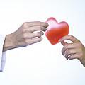 Healthy Heart, Conceptual Image by Cristina Pedrazzini