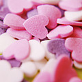 Heart Shaped Candies by Rolfo