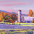 Heartland Morning by David Lloyd Glover