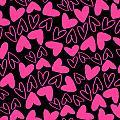 Hearts by Louisa Knight