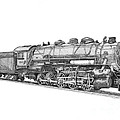 Heavy Steam Switcher 0-10-0 by Calvert Koerber