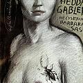 Hedda Gabler by Franciszek Starowieyski