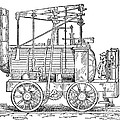 Hedley's Puffing Billy, 1813 by