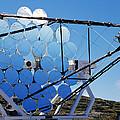 Hegra Gamma Ray Telescope by Detlev Van Ravenswaay