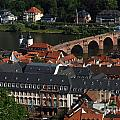 Heidelberg Germany by Bob Christopher