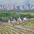Helderberg Wine Estate by Heidi Brummer