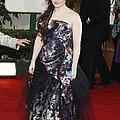 Helena Bonham Carter Wearing A Viviene by Everett