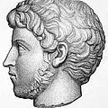 Heliogabalus (204-222) by Granger