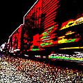 Hellbound Train by Vinnie Oliveri